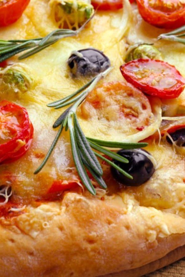 33 Rosemary Pizza Recipes You May Love