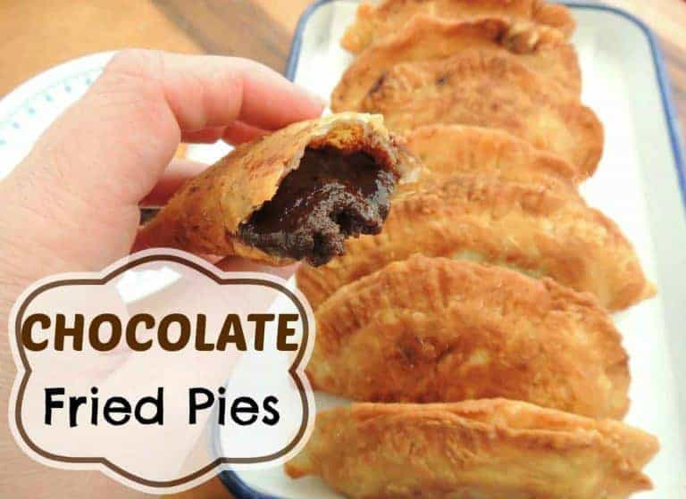 Chocolate Fried Pie