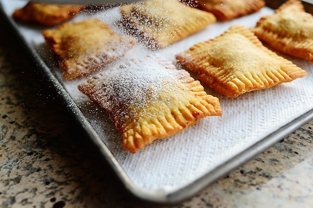 Fruit Fried Pie