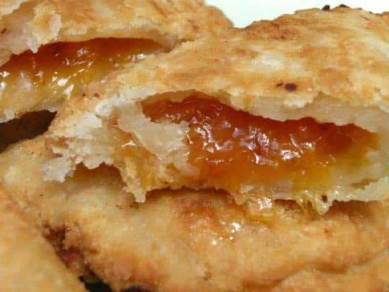 Old Fashioned Peach Fried Pie
