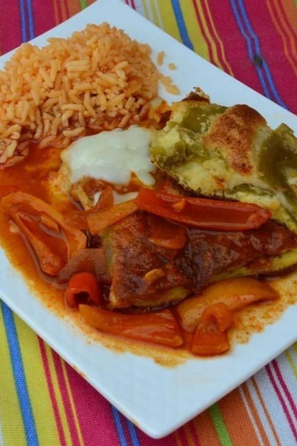 Ranchero Chile Casserole