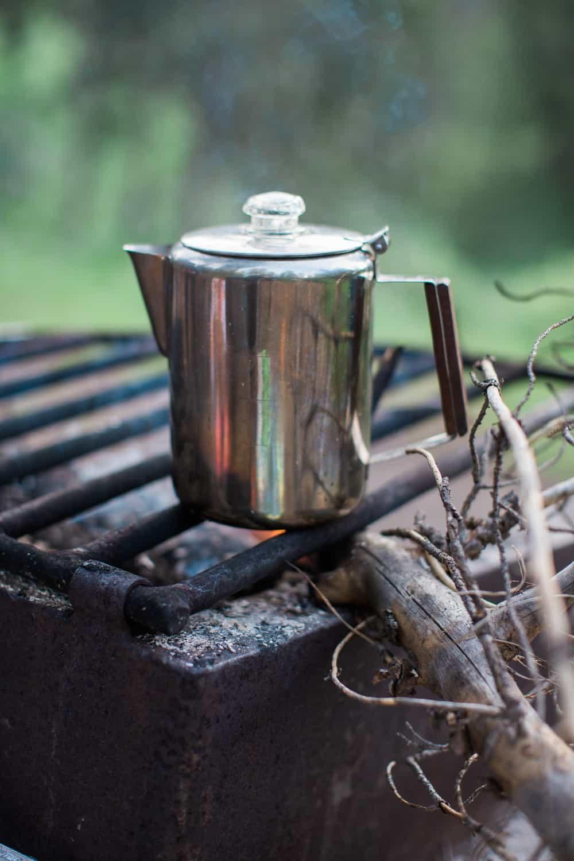 11 Easy Steps to Make Cowboy Coffee