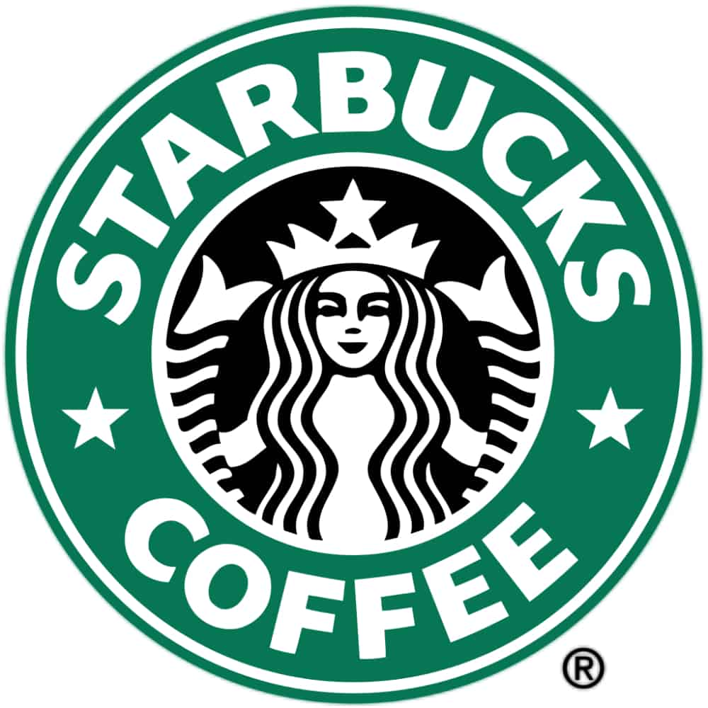 A third Starbucks logo was unveiled in 1992