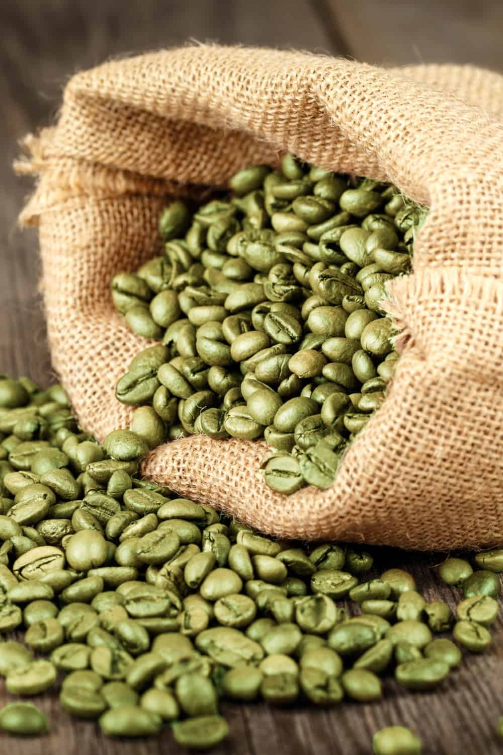 Green Coffee Beans Freshness Timetable