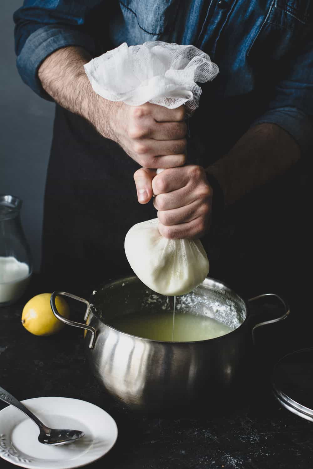 How Complicated Is It to Make Homemade Ricotta Cheese 1