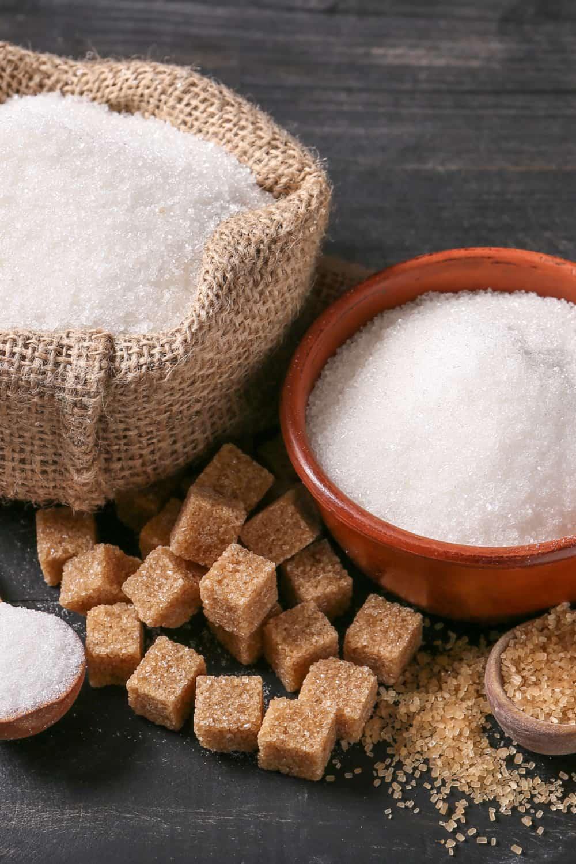 Is brown sugar healthier than white sugar