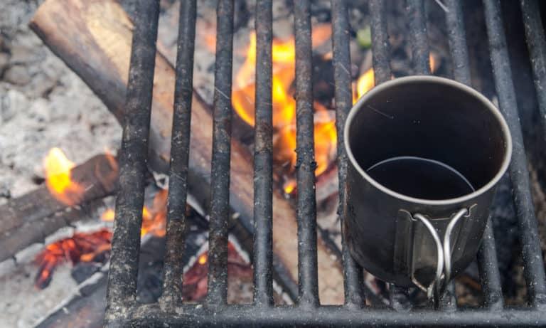 Make Cowboy Coffee