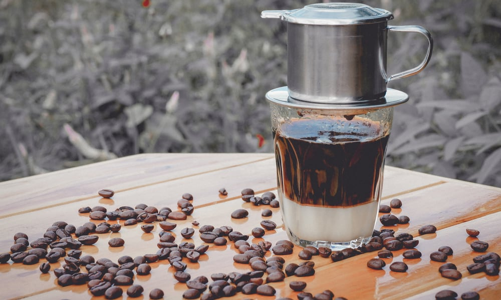 Make Vietnamese Coffee