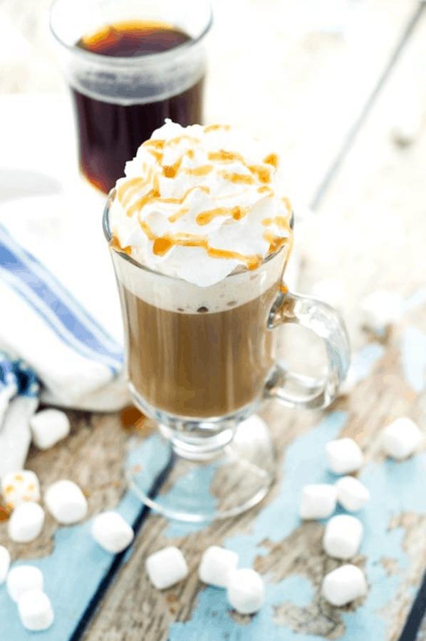 The Caramel Marshmallow Coffee Creamer