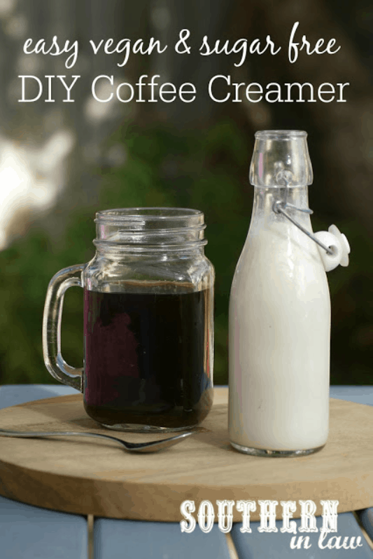 The Healthy Vegan Coffee Creamer