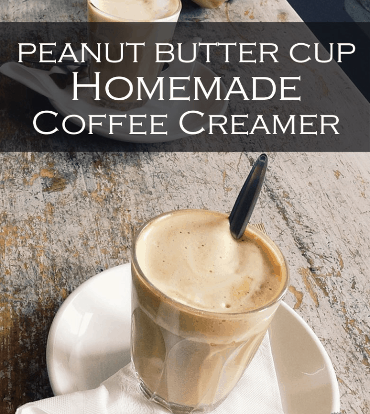 The Peanut Butter Cup Creamer