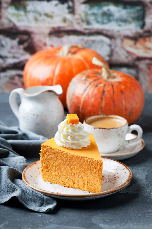 The Pumpkin Coffee Creamer