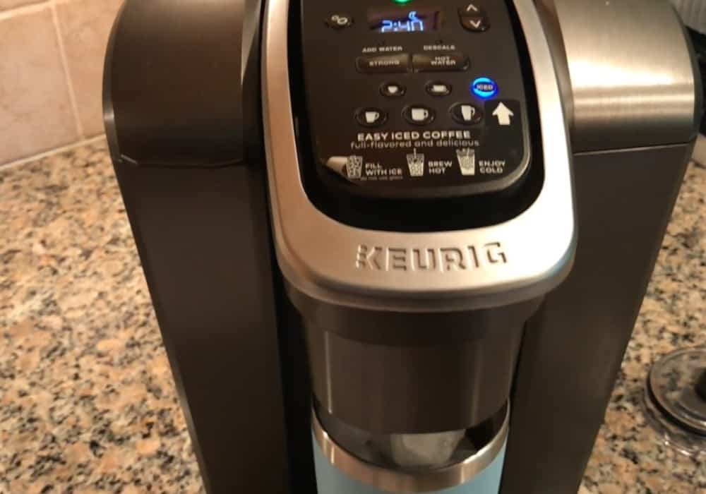 5 Easy Steps to Make Iced Coffee With a Keurig