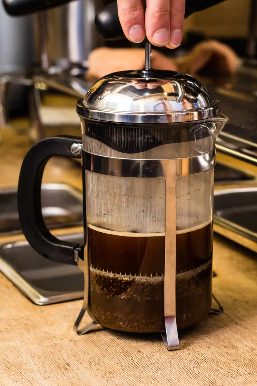 Advantages of French press