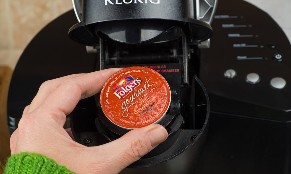 Brew a coffee