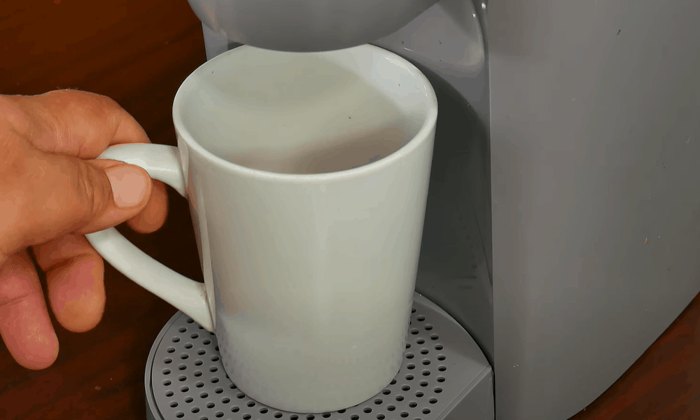 Carry out a cleansing brew