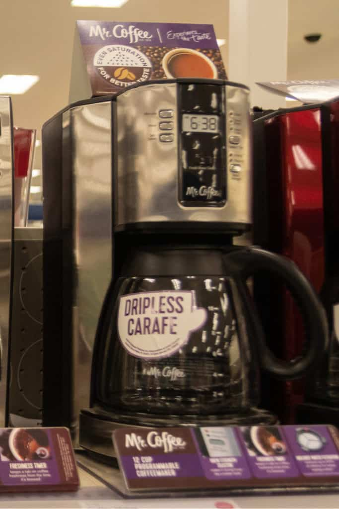 Coffee Maker Made In USA