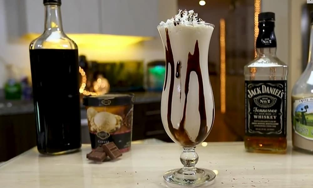 Get tipsy with a Tennessee coffee shake