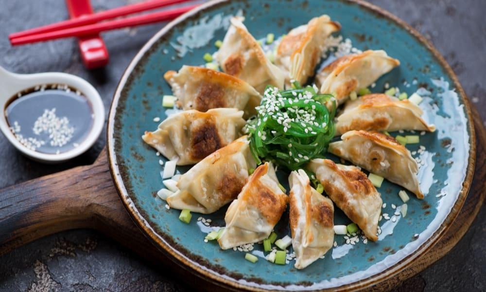 Japanese Street Food Gyoza