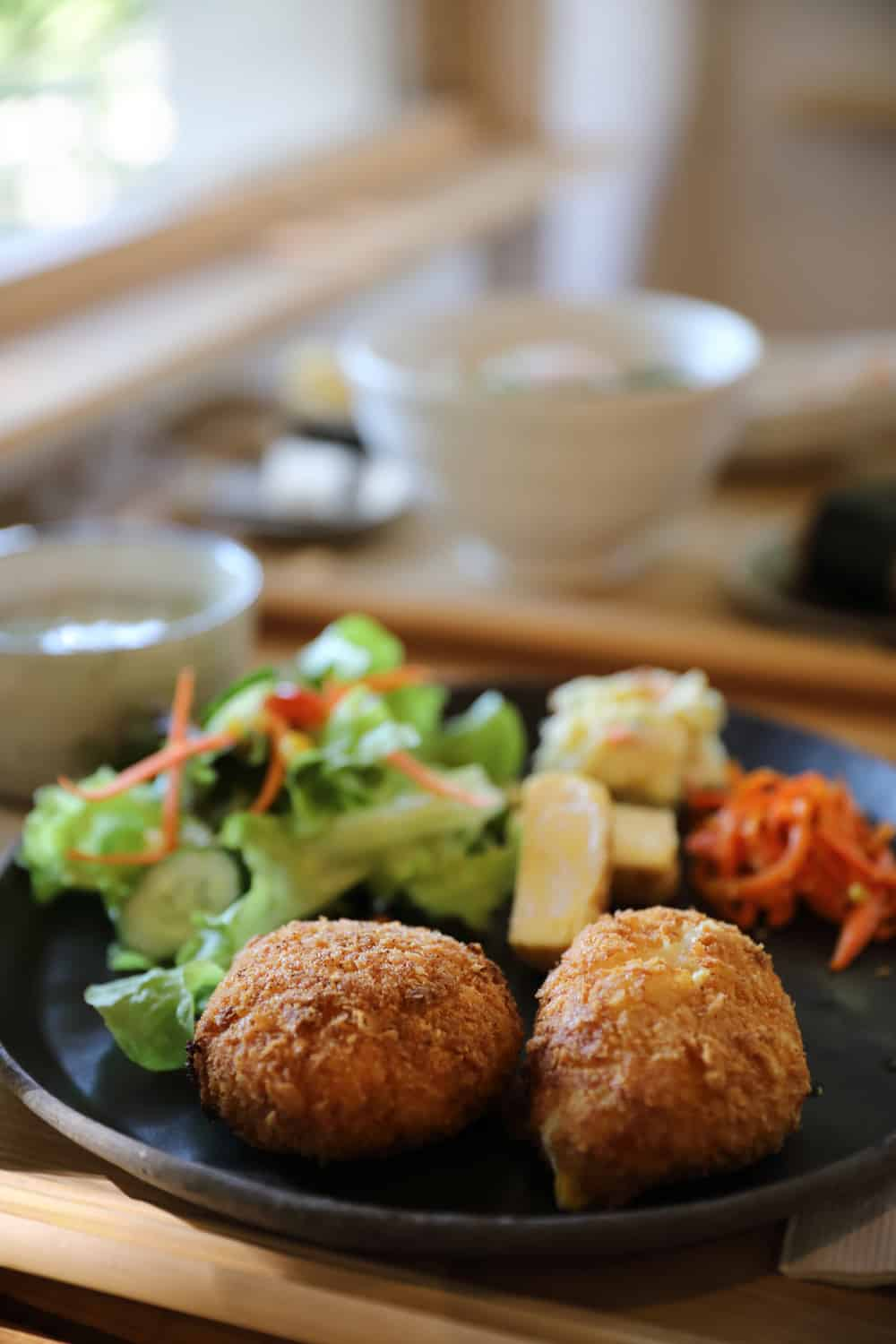 Japanese Street Food Korokke