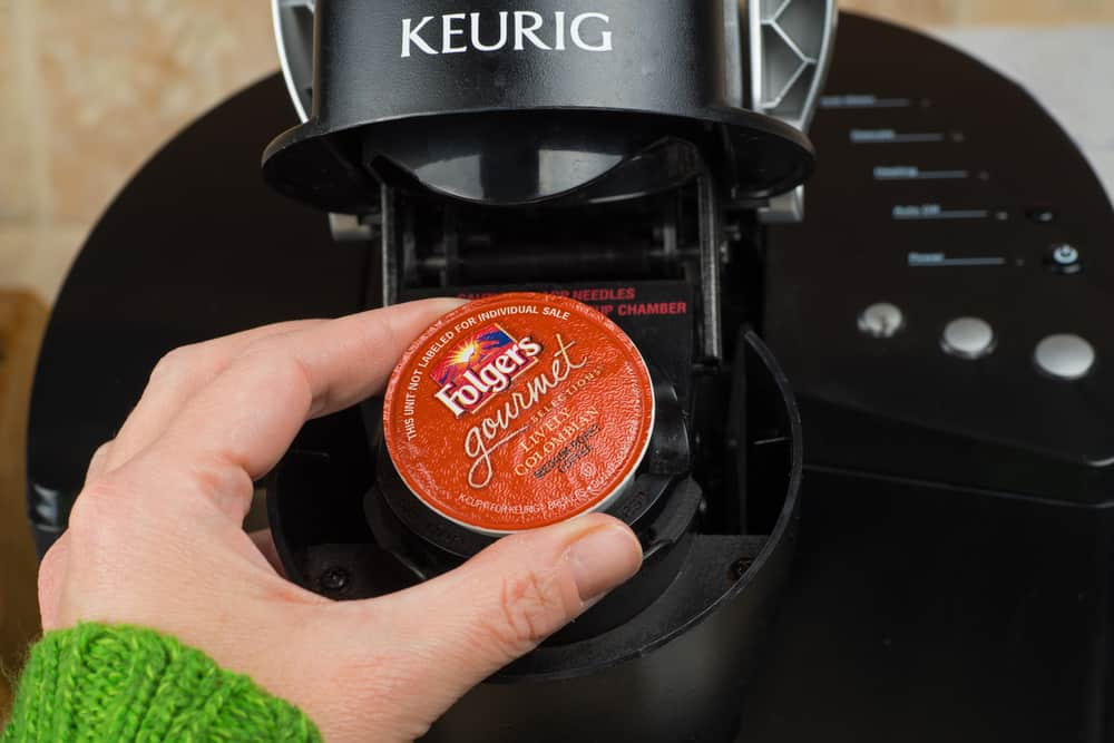 K-cup coffee maker for College dorm