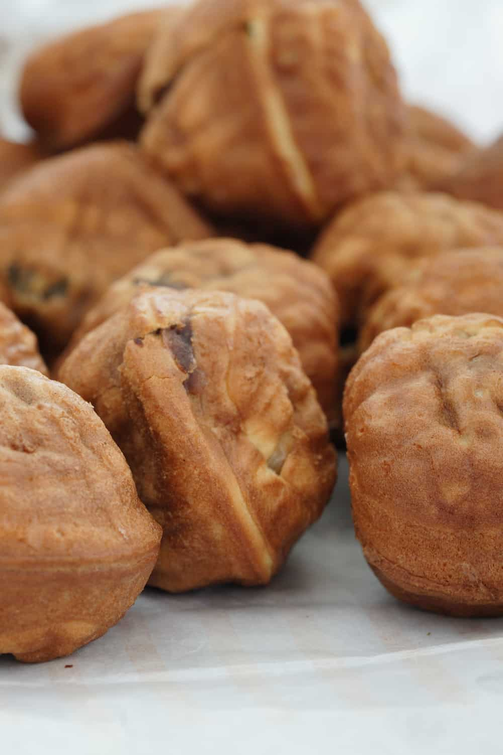 Korean Street Food Hodu Gwaja – Walnut Cookie