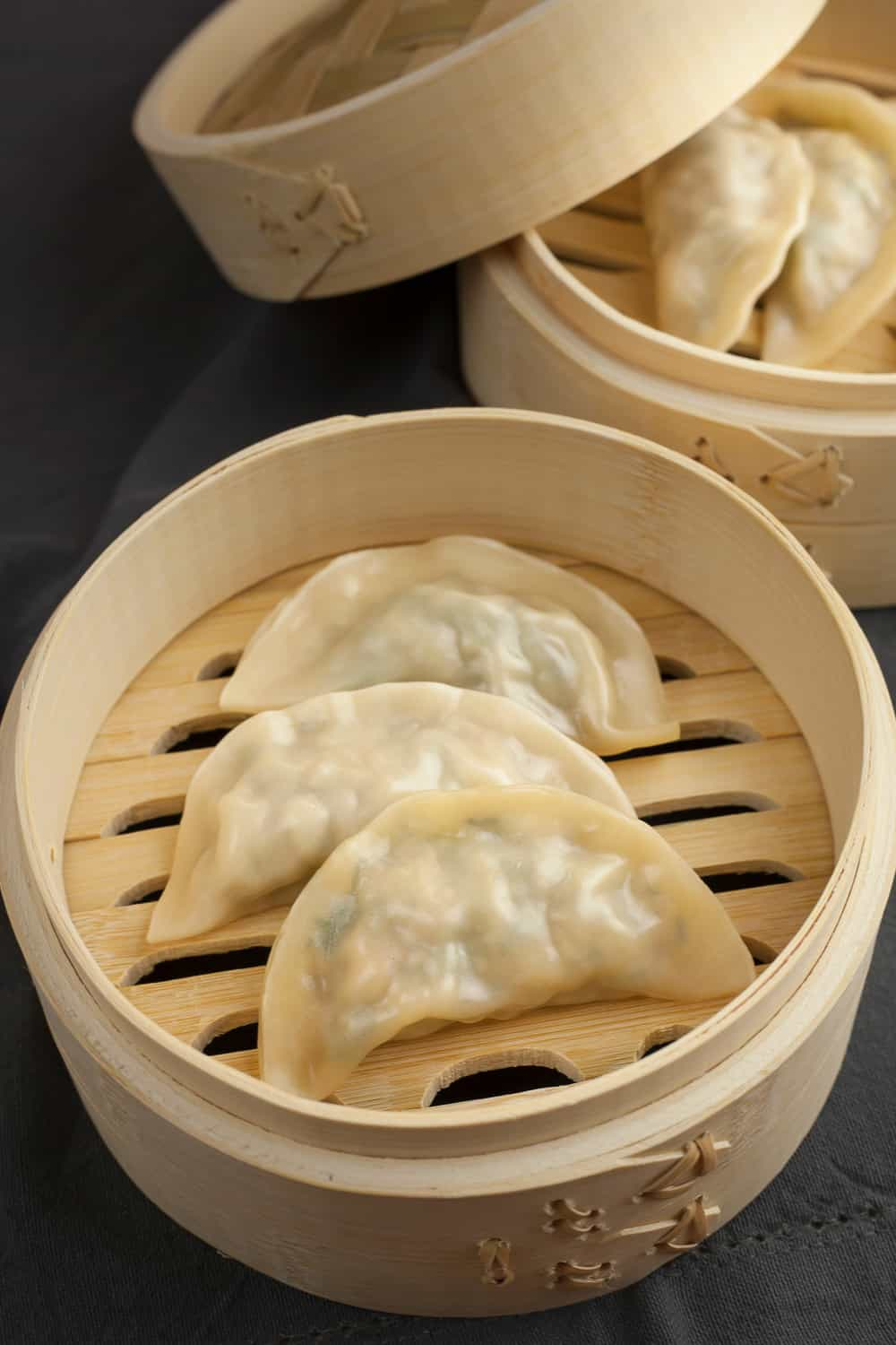 Korean Street Food Mandu – Dumplings