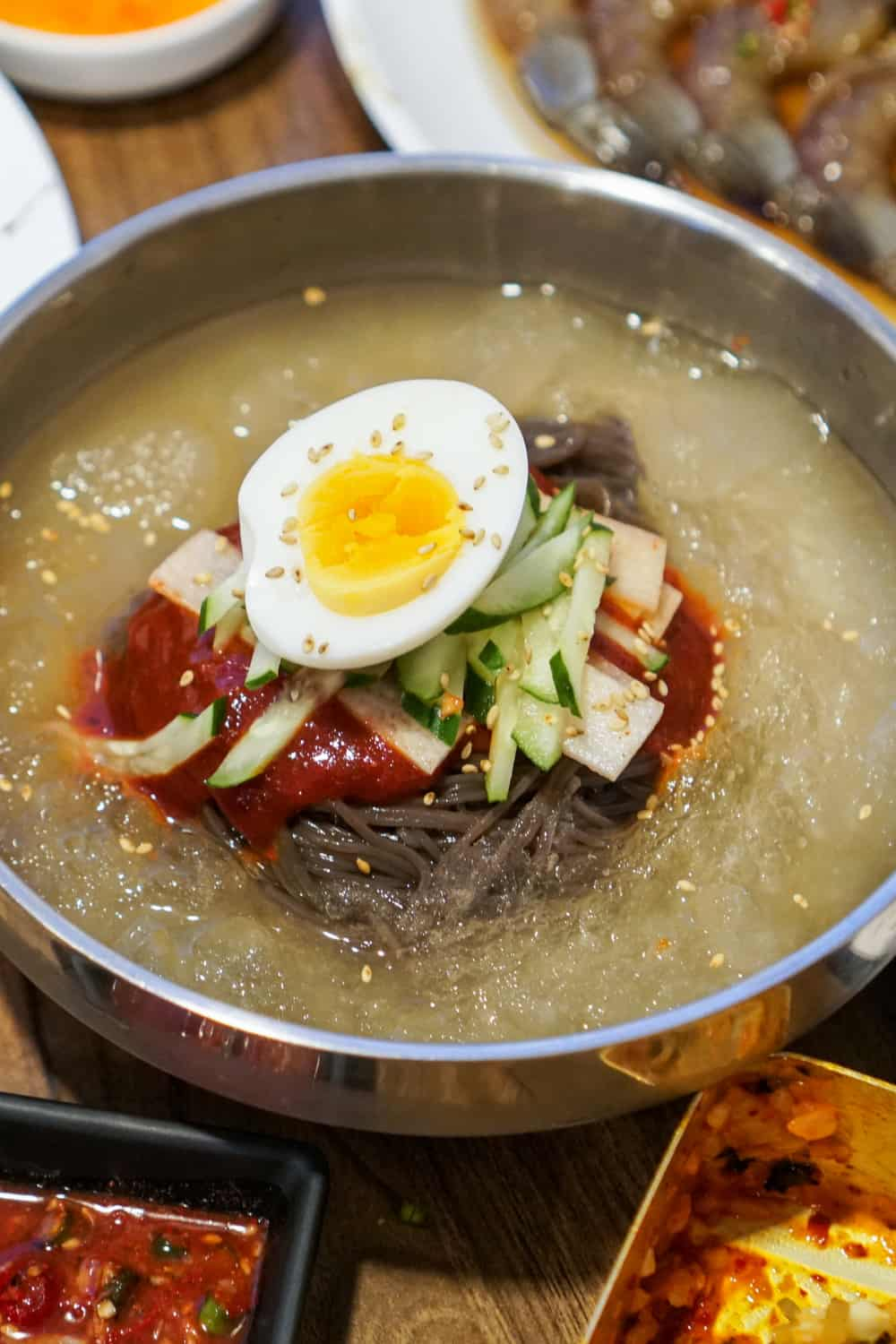 Korean Street Food Myeon – Noodle Soup