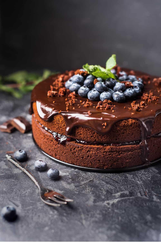 Make dessert with it