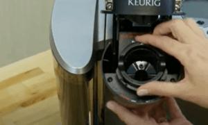 Make sure you need to take your Keurig apart!