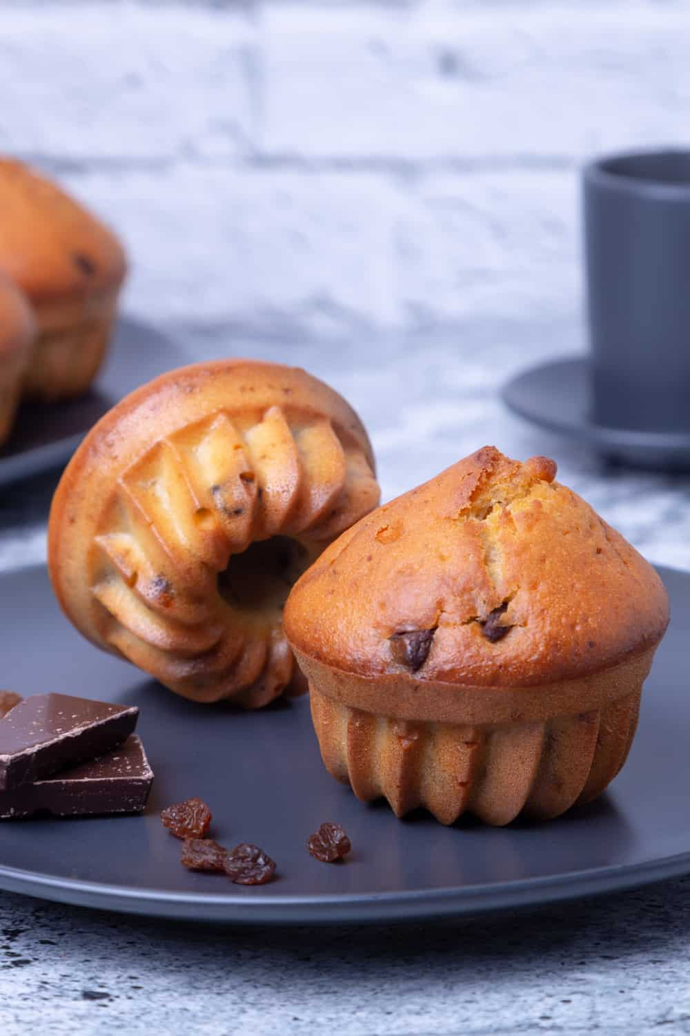 Quick coffee muffins