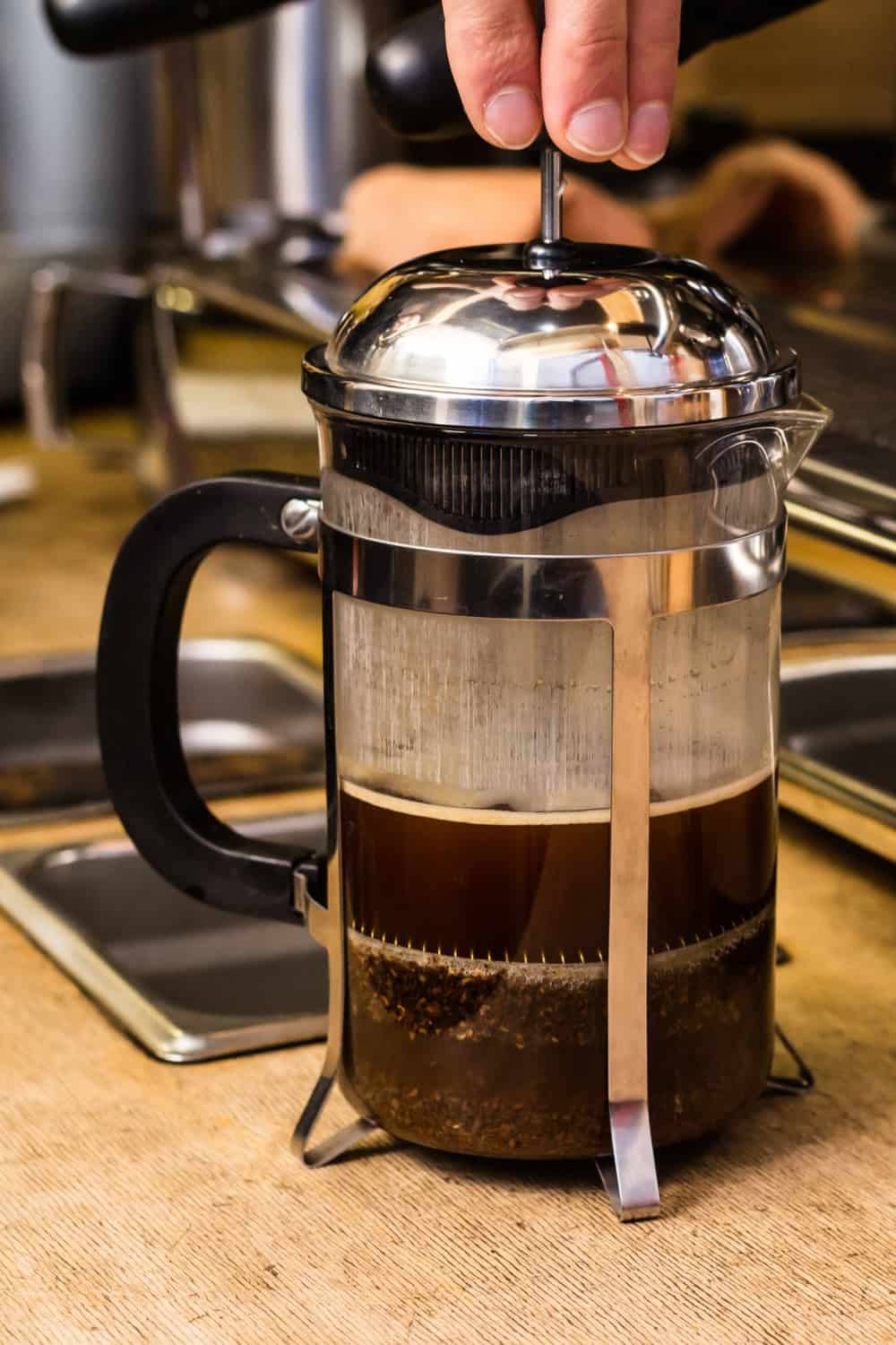 So what is French press coffee