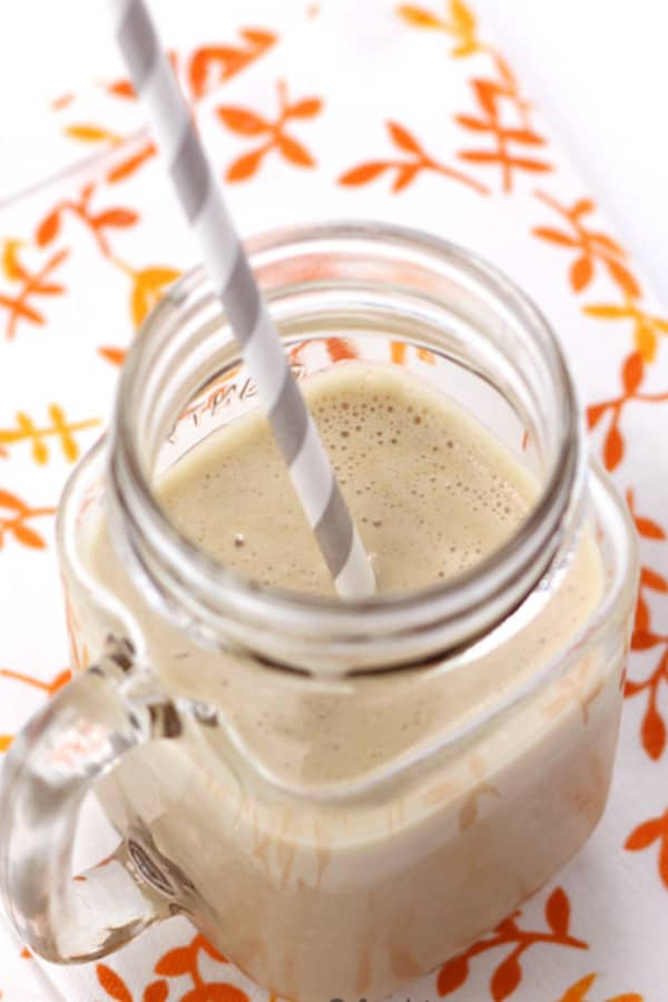 The Coffee Yogurt Smoothie