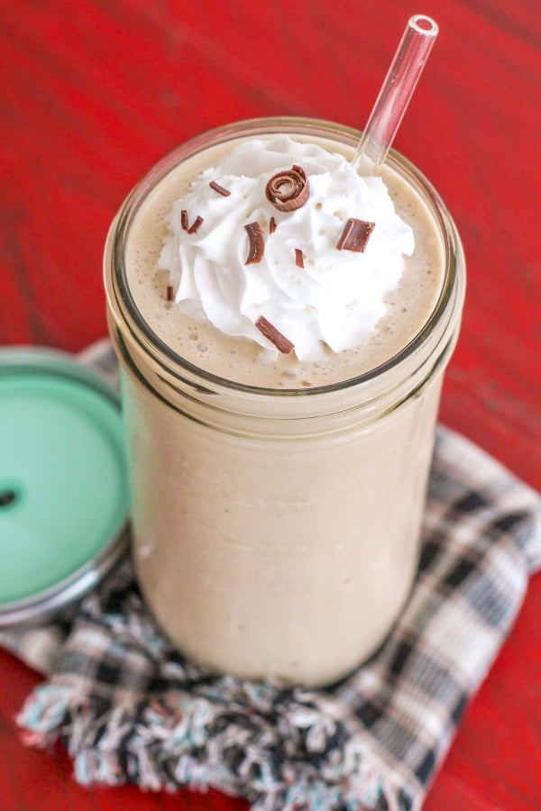 The ultimate healthy coffee shake
