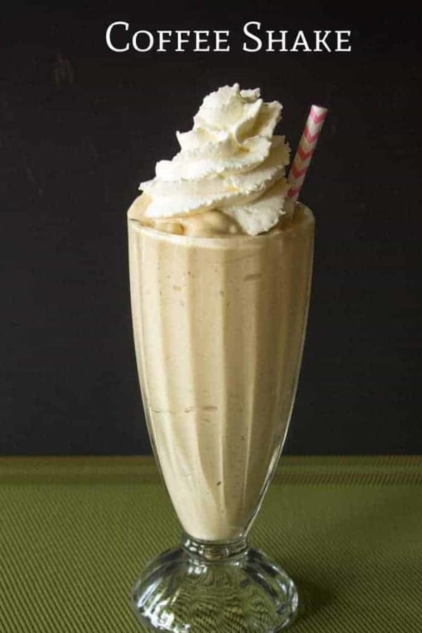 Time for something healthier – meet the low carb coffee shake