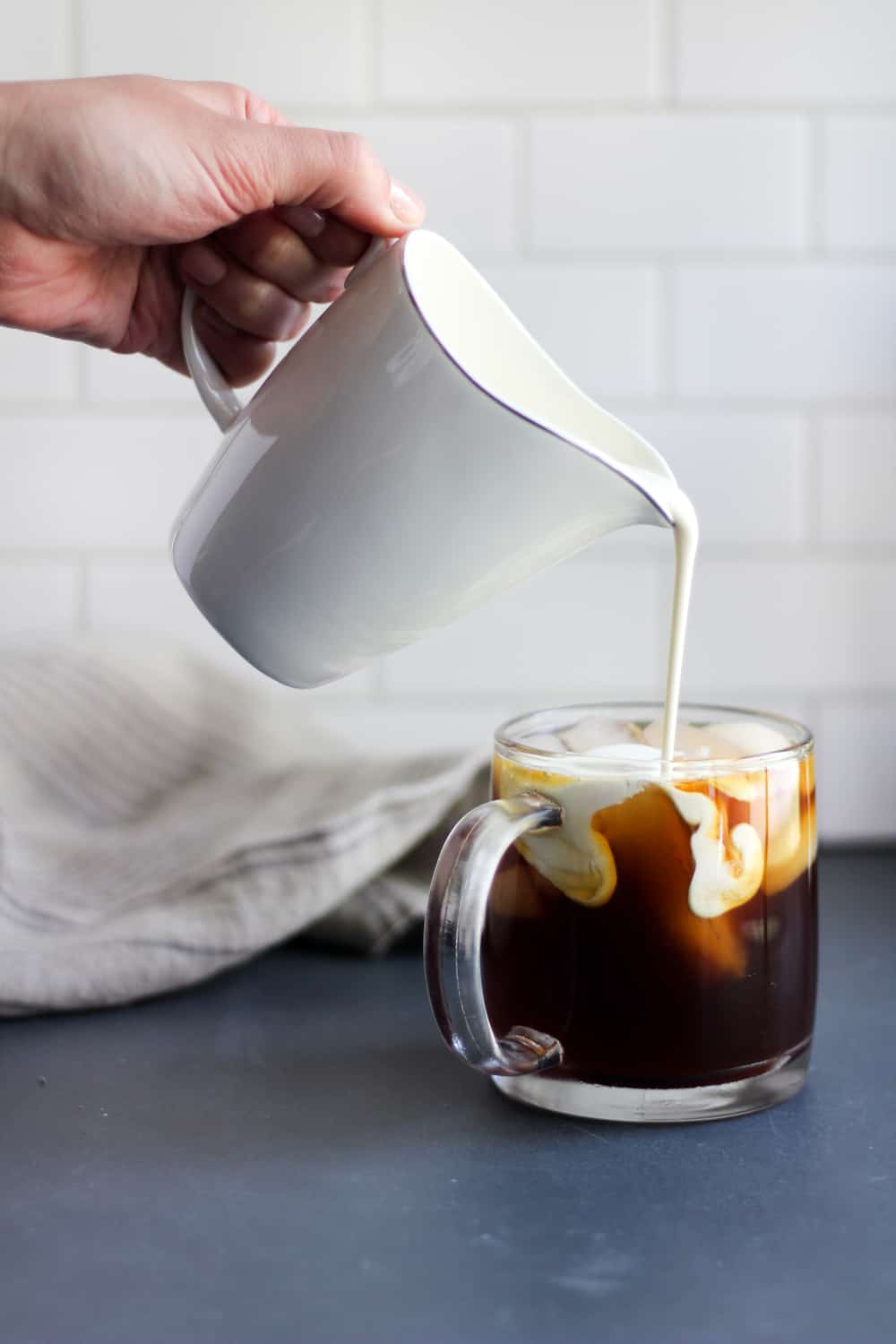 Tips and best practices forfreezingLiquid Coffee Creamer