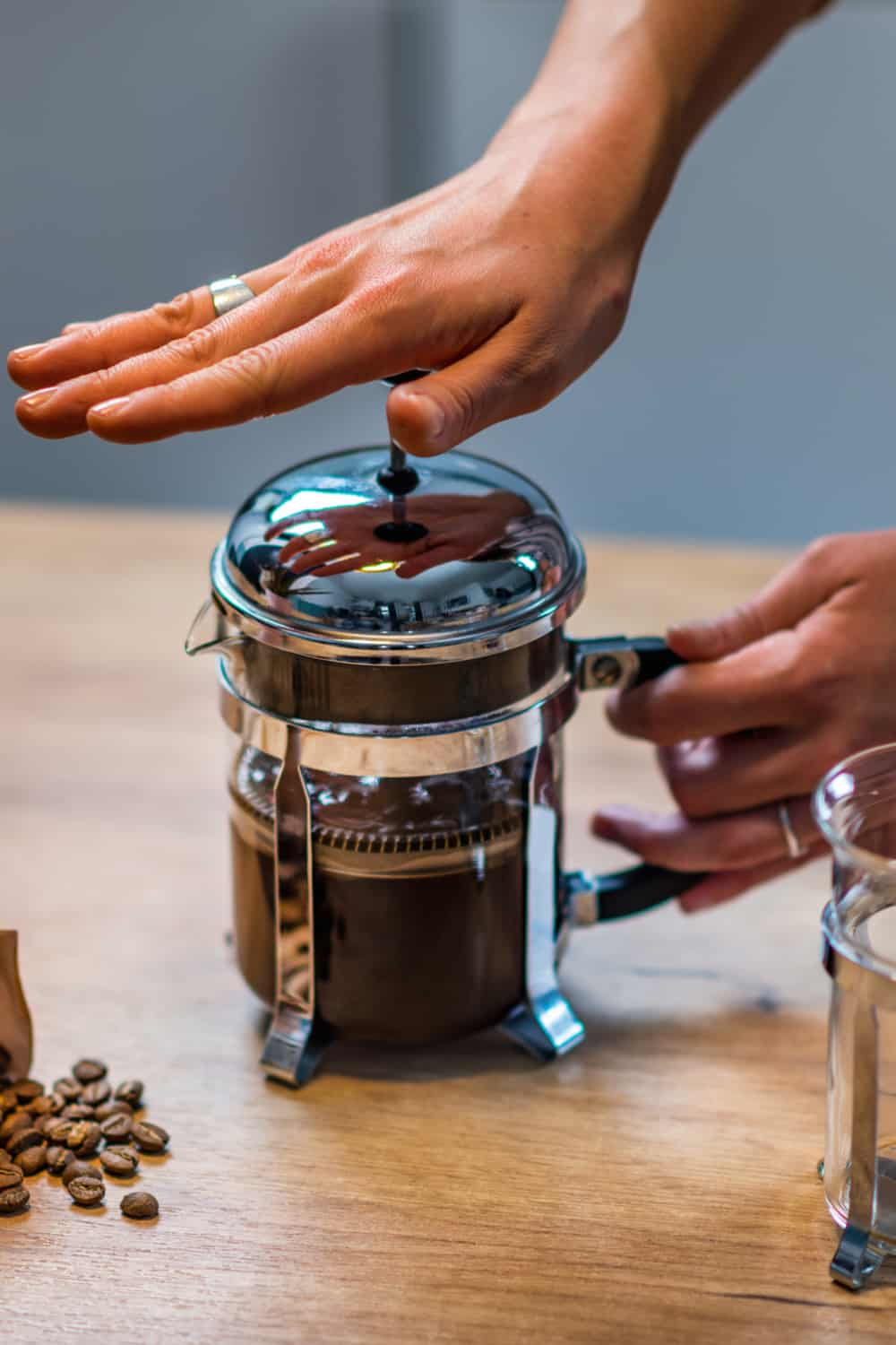 Tips for making French press coffee
