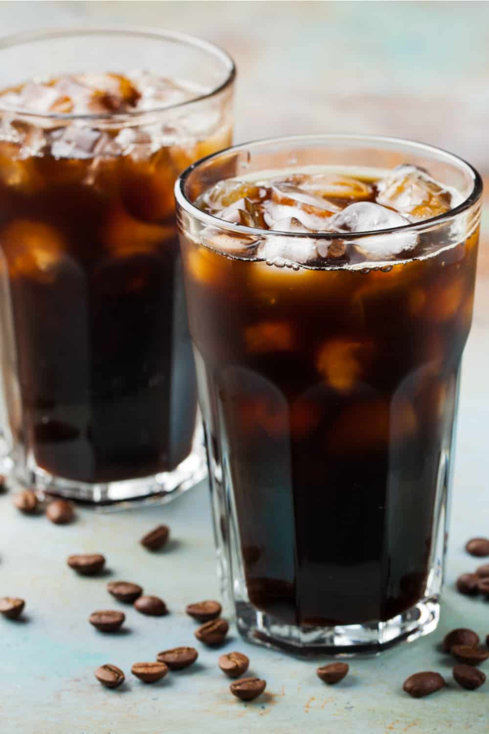 Use up your stale beans to make cold-brew iced coffee