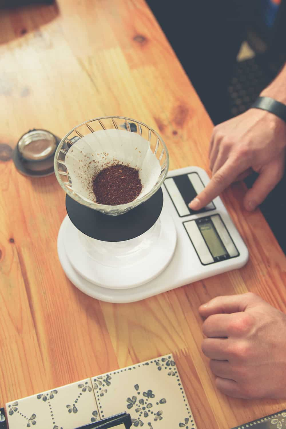 best scale for coffee