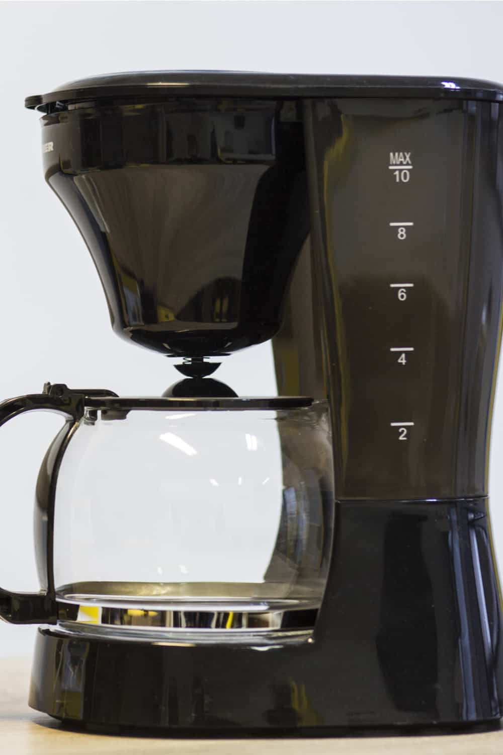 coffee maker for hard water