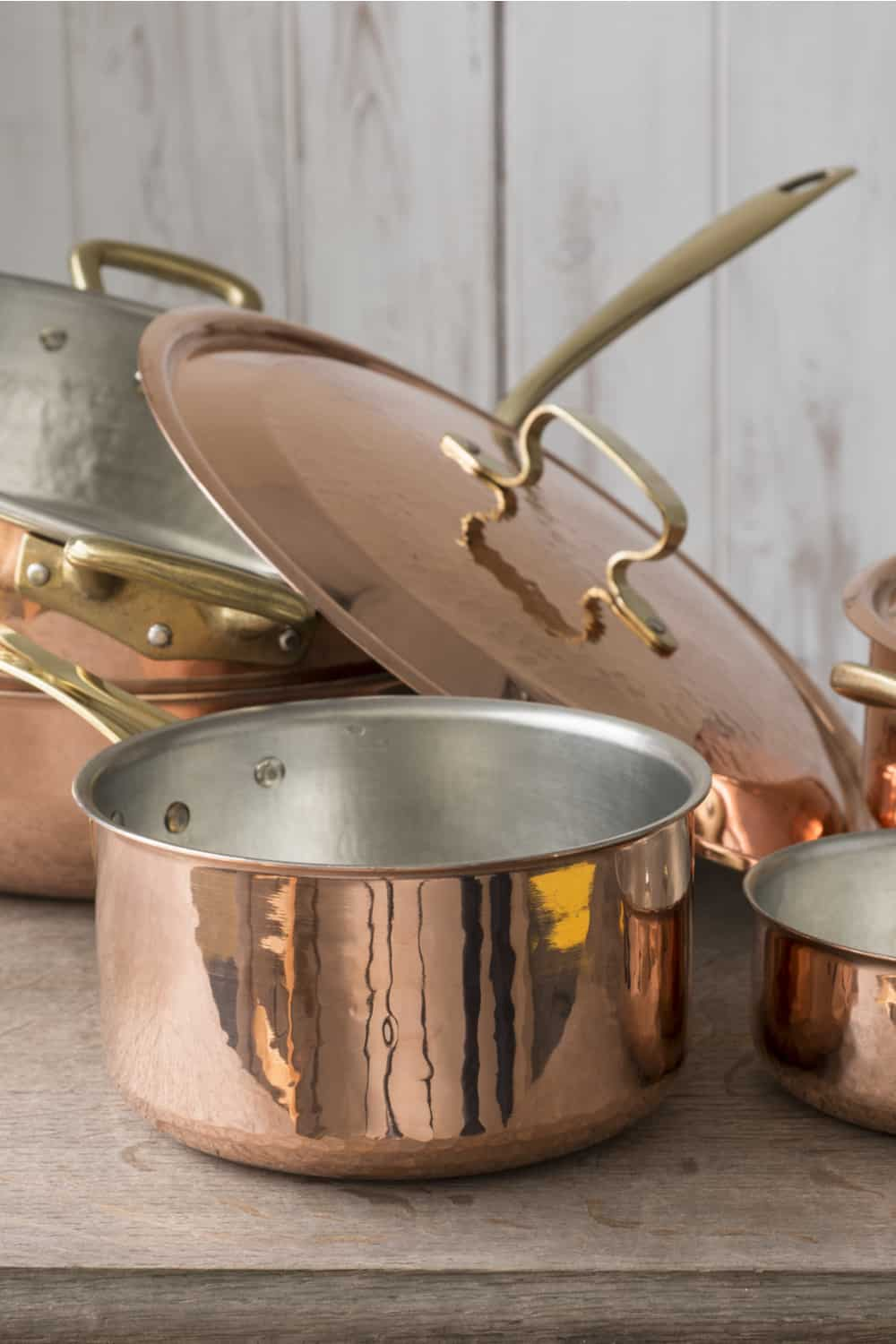 copper bottom pans