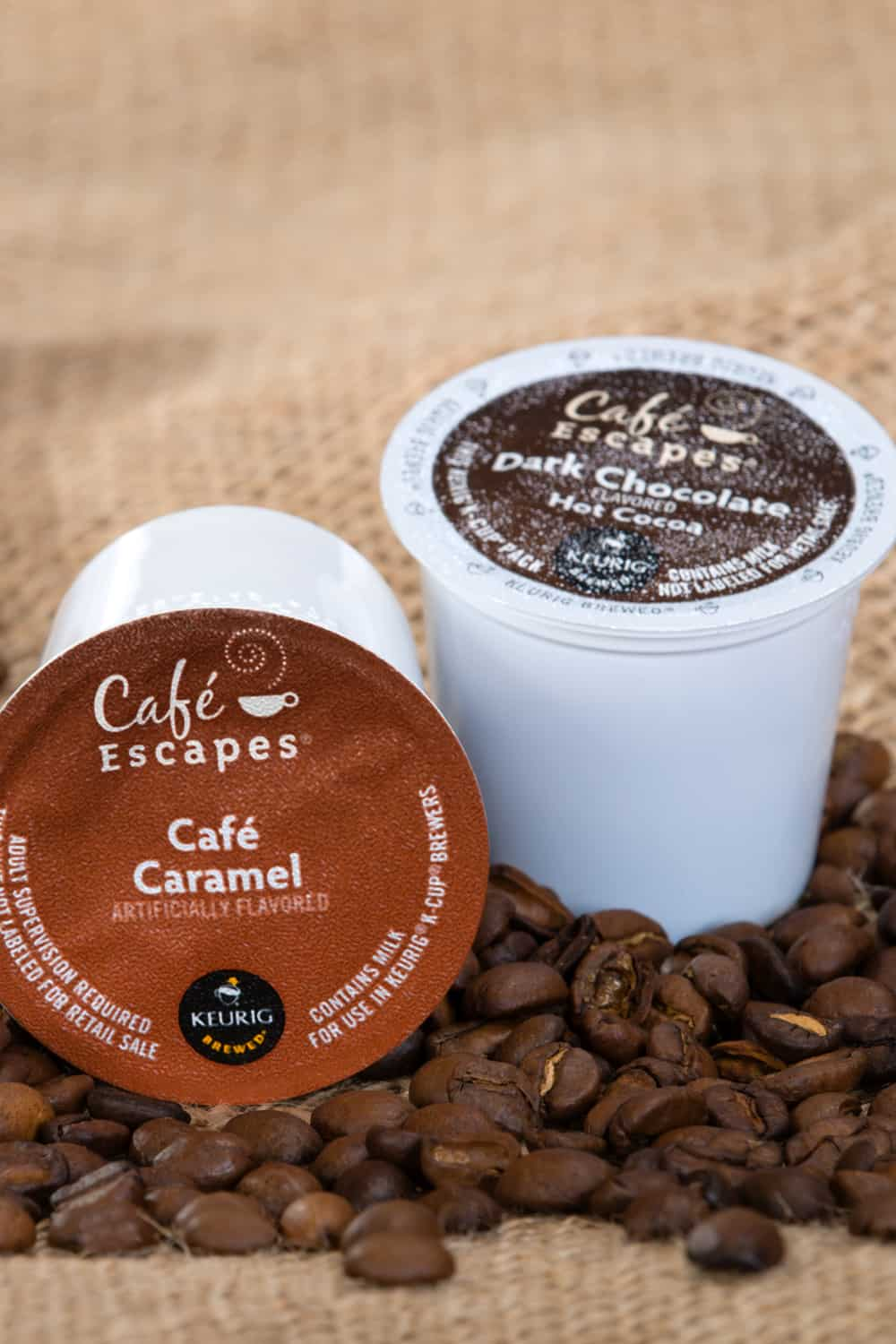 organic coffee k cups