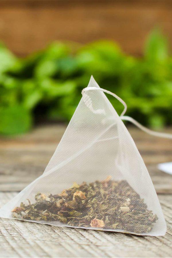 15 Homemade Tea Bag Plans You Can DIY Easily