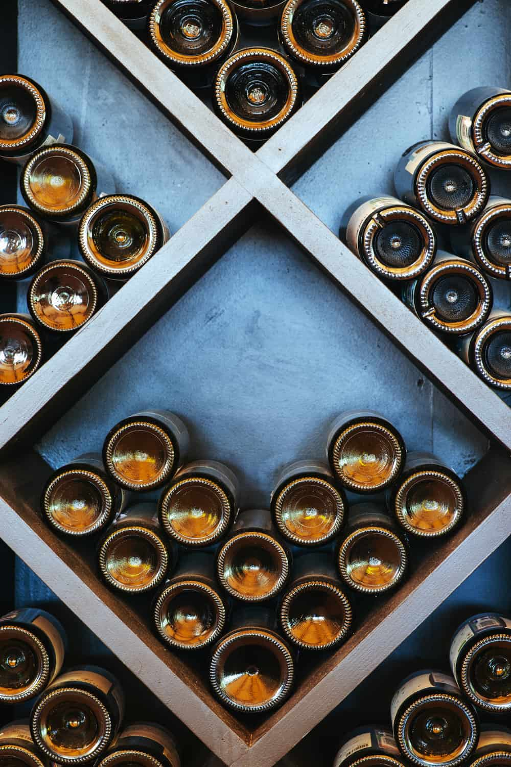 19 Homemade Wine Rack Plans You Can DIY Easily