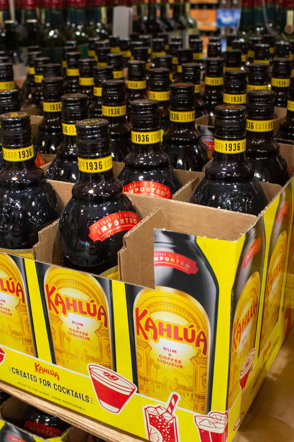 6 Tips to Store Kahlua