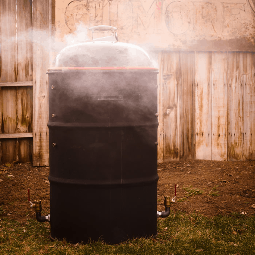 A Beginner's Guide to Building a DIY Smoker