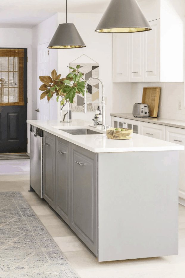 Beginners Guide DIY Kitchen Remodel on a Budget