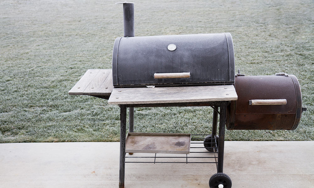 Build Your Own Cold Smoker