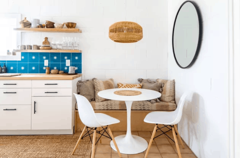Building a Breakfast Nook with Storage A How-To Guide