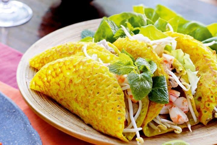 Cambodian Street Food Banh Chev